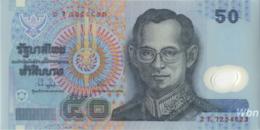 Thailand 50 Baht (P102) Sign 74 -UNC- - Thaïlande