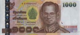 Thailand 1000 Baht (P115) Sign 84 -UNC- - Thaïlande