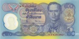 Thailand 50 Baht (P99) Sign 66 -UNC- - Thaïlande