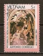 1984 - Le Corrège - Madone Au Bol - N°543 - Viêt-Nam