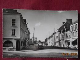 CPSM - La Haye-du-Puits - Rue Emile Poirier - France