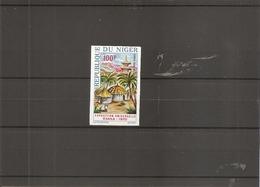 Exposition De Osaka -1970 (  ( PA 119 Non Dentelé XXX -MNh- Du Niger) - 1970 – Osaka (Japon)