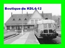 AL 526 - Autorail Renault ABJ 1 En Gare - SAINT-VALERY EN CAUX - Seine Maritime - SNCF - Saint Valery En Caux