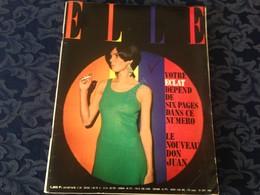 ELLE FRANCE Rivista Magazine 30 Settembre 1965 N.1032 Michel Piccoli - Libri, Riviste, Fumetti