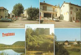 FRONTONAS  Multivues - France