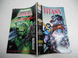Titans Semic N°210 Century X Calibre Clandestine /// EDITION SEMIC TBE - Titans