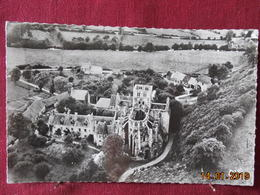 CPSM - Hambye - L'Abbaye - Vue Aérienne - France