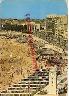 85 - SABLES D' OLONNE - LE REMBLAI- L' HORLOGE ET LE GRAND CASINO -1975 - Sables D'Olonne