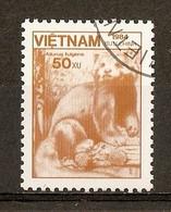1984 - Faune - Panda Rouge (Ailurus Fulgens) - N°558 - Viêt-Nam