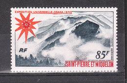 SAINT PIERRE ET MIQUELON YT PA 49 Neuf ** - St.Pierre & Miquelon
