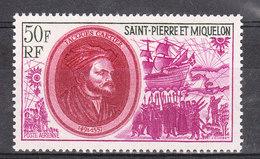 SAINT PIERRE ET MIQUELON YT PA 50 Neuf ** - St.Pierre & Miquelon