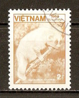 1984 - Faune - Loris Lent De La Sunda (Nycticebus Coucang) - N°565 - Viêt-Nam