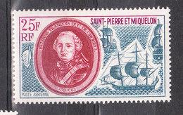 SAINT PIERRE ET MIQUELON YT PA 51 Neuf ** - St.Pierre & Miquelon