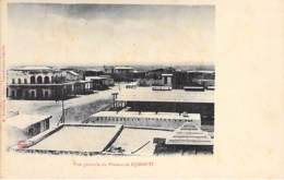 DJIBOUTI  - Vue Générale Du Plateau De Djibouti - CPA - - Djibouti