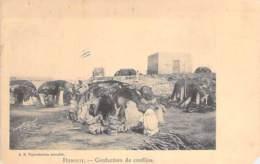 DJIBOUTI  - Confection De Couffins - CPA - - Djibouti