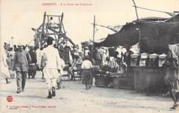 DJIBOUTI  - A La Foire Des Indigènes - CPA - - Gibuti