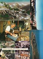 LOT DE 1240 CARTES DE FRANCE GRANT FORMAT A VOIR - Postcards