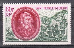 SAINT PIERRE ET MIQUELON YT PA 52 Neuf ** - St.Pierre & Miquelon