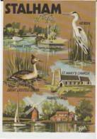Postcard - Stalham Card No.ckstal1  - Unused  Very Good - Unclassified