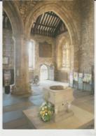 Postcard - Churches - Cartmel Priory, Cumbria Unused   Very Good - Unclassified