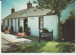 Postcard - The Savings Banks Museum - Ruthwell, Dumfries  -  Unused Very Good - Unclassified