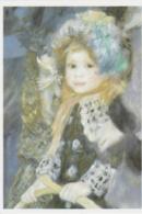 Postcard - Art - Pierre - Auguste Renoir - Detail From The Umbrellas -  Unused Very Good - Unclassified