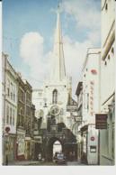Postcard - Churches - St. John's Church And City Gate, Bristol - Unused  Good Plus - Unclassified