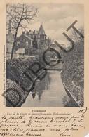 Postkaart-Carte Postale TIENEN/Tirlemont Vue De La Ghète Et Des Raffinneries-zicht Op De Gete En Raffinaderij 1901 (K29) - Tienen