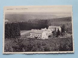 Hôtel Du Val De Poix / Prop. V. MATHURIN Tél 8 Poix ( Maison A. Piret-Petit / Desaix ) Anno 19?? ( Zie/voir Photo ) ! - Saint-Hubert