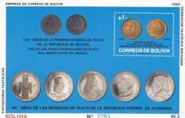 Bolivia HB Michel 204 - Bolivia