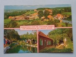 Groeten Uit ZWARTE BERG Westouter MONT-NOIR ( Van Mieghem ) Anno 19?? ( Zie/voir Photo ) ! - Heuvelland