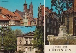 D-37083 Göttingen - Ansichten - Gruss Aus ... - Souvenir De...