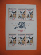 Bloc  1982   Rudolf  Svoboda      Neuf ** - Blocks & Sheetlets