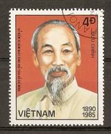 1985 - Ho Chi Minh (1890-1969) Homme Politique - N°579 - Viêt-Nam
