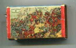 """9 Plumes SERGENT MAJOR Avec Boite """"Bataille De Denain 1712"""" (COMPie FRANCse Paris Boulogne S/mer) - Plumes"""