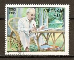 1985 - Ho Chi Minh (1890-1969) Homme Politique - N°580 - Viêt-Nam