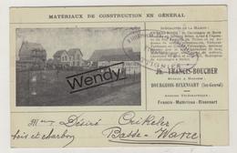 Bourgeois-Rixensart (matériaux De Construction - Francis Boucher 1918) - Rixensart