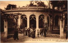 VICHY LE PAVILLON DE LA SOURCE CELESTINS (WOOGT ARCHITECTE ) REF 58628 C - Santé