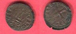 DENIER TOURNOIS  ( CI 224) TB+ 15 - 987-1789 Royal
