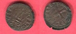 DENIER TOURNOIS  ( CI 224) TB+ 15 - 987-1789 Monete Reali