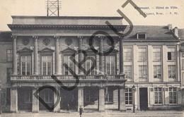 Postkaart-Carte Postale TIENEN/Tirlemont Hôtel De Ville - Stadhuis   (K32) - Tienen