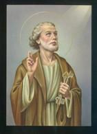 Ed. Fisa, Serie Santus Nº 35 *San Pedro* Dep. Legal B. 5521-70. Nueva. - Santos