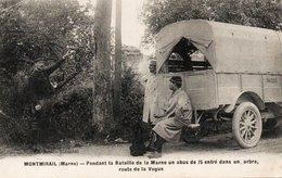 Guerre 1914/1918 -  Route De La Vogue - Guerra 1914-18