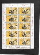 MINIFEUILLE AERIEN N° F 61 A  De 1997   Neuve Xx - Poste Aérienne