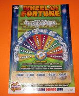 GRATTA E VINCI WHEEL OF FORTUNE - Lottery Tickets