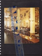 Artis Historia  Fiche 169 17 X 17cm Brasseries Cafe Mort Subite Gueuze 1926 Biere Bier - Artis Historia