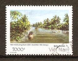 2003 - Un Affluent De La Rivière Rach Gam-Xoai Mut à Tien Giang Pro - N°3275 Michel - Viêt-Nam
