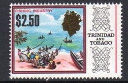 Trinidad & Tobago 1969-72 $2.50 Fishing Definitive, Perf. 14, MNH, SG 353a - Trinidad & Tobago (...-1961)