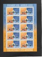 MINIFEUILLE AERIEN N° F 65 A  De 2002   Neuve Xx - Poste Aérienne