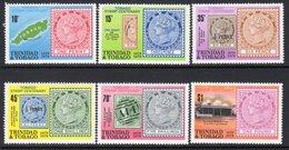 Trinidad & Tobago 1979 Tobago Stamp Centenary Set Of 6, MNH, SG 544/9 - Trinidad & Tobago (...-1961)